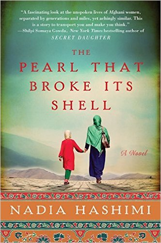 The Pearl that Broke it's Shell (book cover) by Nadia Kashimi