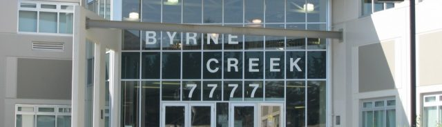 Byrne Creek Scholarships