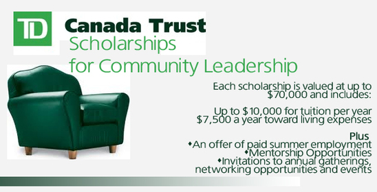 Scholarships for Leaders