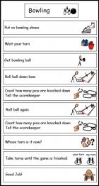 bowling mini-schedule