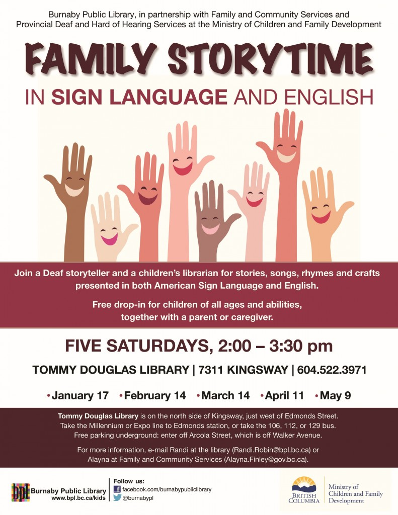 ASL | South Slope/ BCSD Library