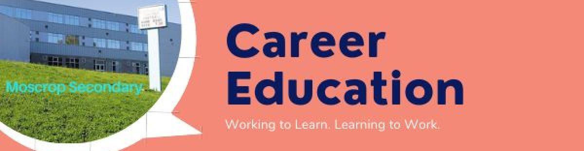 Moscrop – Career Education